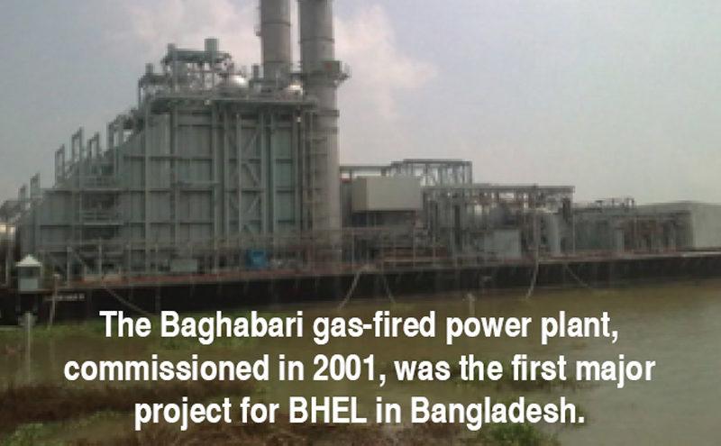 BHEL's mega order in Bangladesh takes off