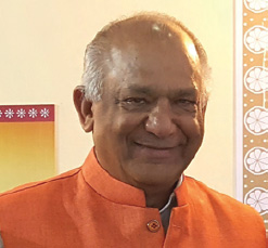 Vishnu Agarwal, Chairman & Managing Director