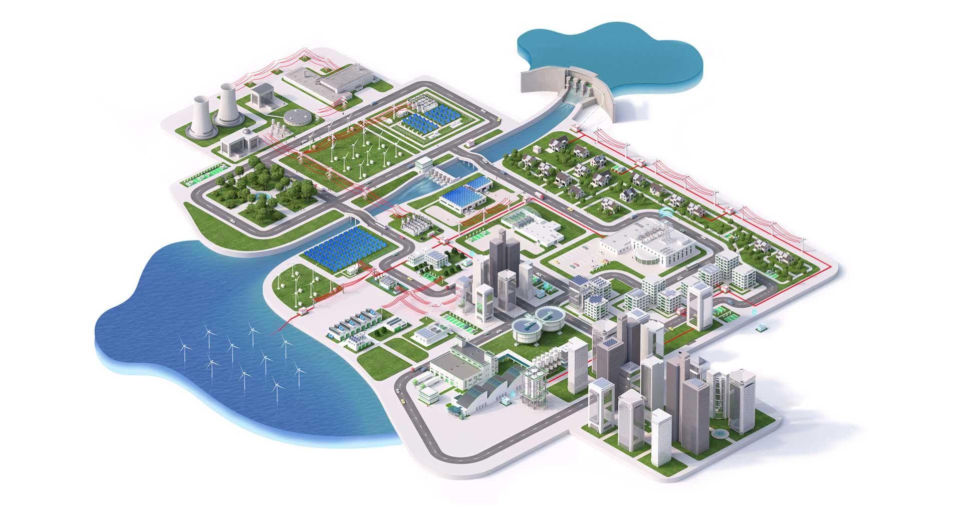 Schneider Electric Launches Ecostruxure Grid In Jaipur